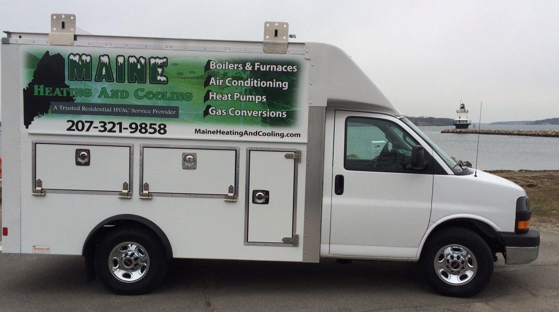South Portland Maine Hvac Repair Service Installer 207