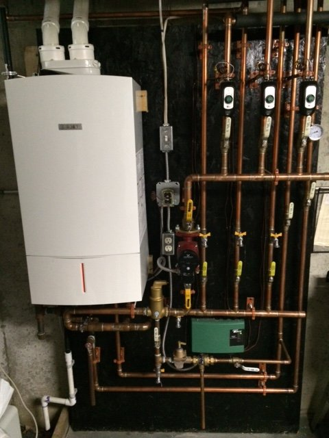 Bosch Buderus Gas Boilers Maine Heating And Cooling