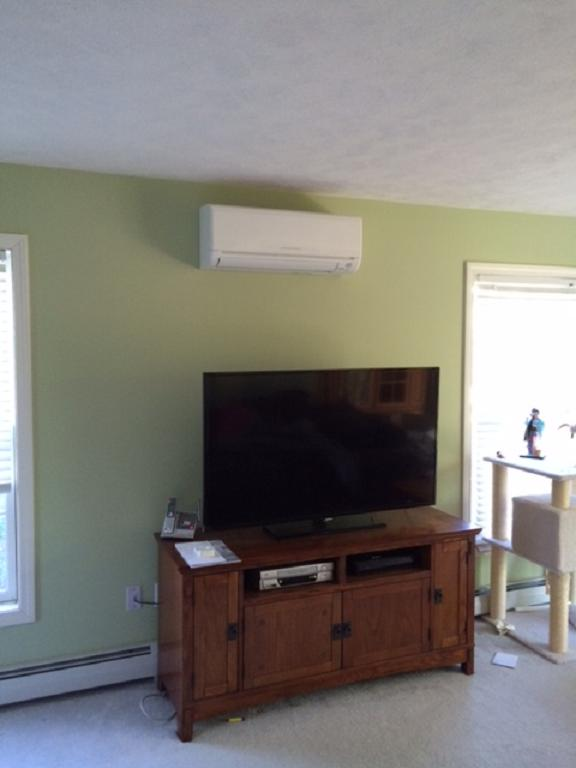 Mitsubishi Heat Pumps Scarborough Maine Installation