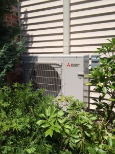 heat pump air conditioning