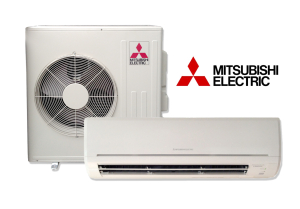 mitsubishi ductless heat pumps portland maine